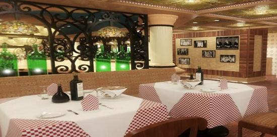 Carnival Magic - Cucina del Capitano