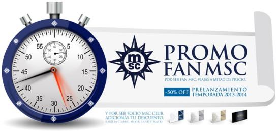 Promo Fan MSC
