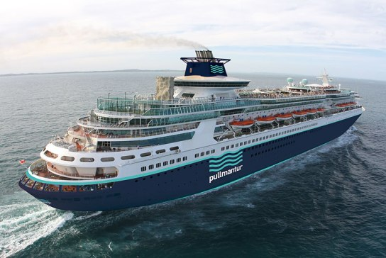 Crucero Sovereign