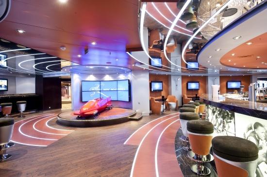 Msc Magnifica Sport Bar L 39 Olimpiade Sobrecruceros
