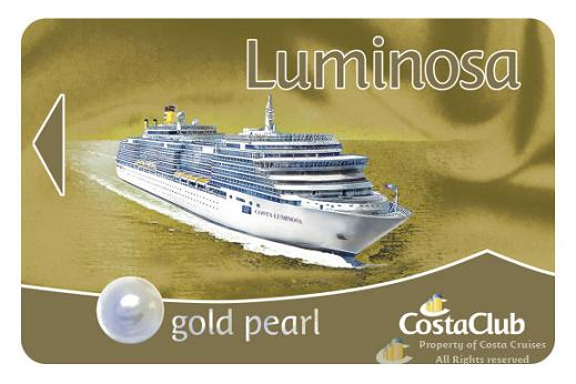 CostaClub Gold Pearl