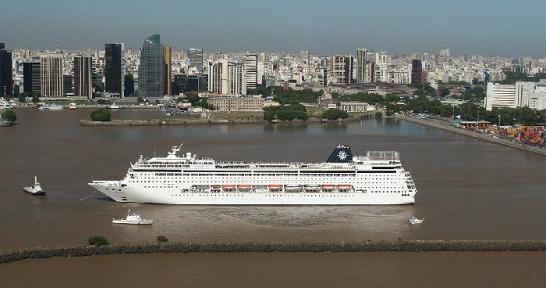Cruceros desde Buenos Aires
