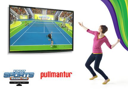 Xbox 360 en Pullmantur