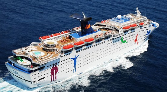 Crucero Grand Holiday