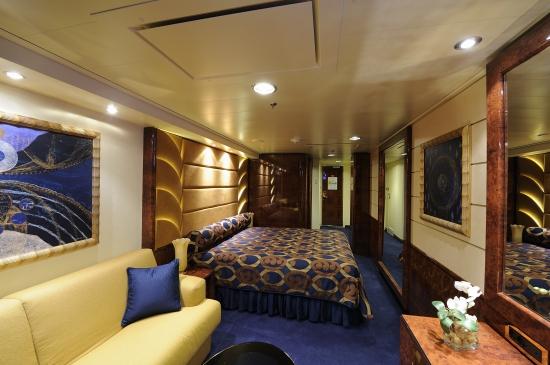 MSC Yacht Club - Suite