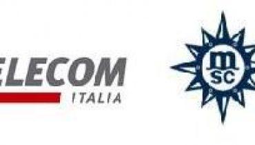 MSC Cruceros - Telecom Italia