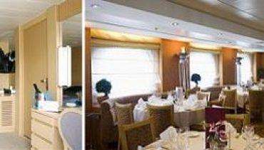 A bordo del crucero