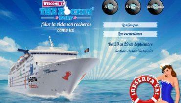 Crucero RockinBoat