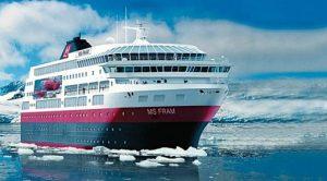 Crucero en Antartida