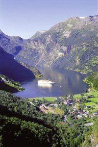 Costa Romantica - Fiordos Noruegos