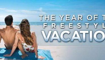 NCL - el año de vacaciones freestyle