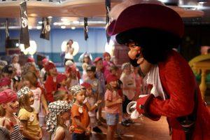Actividades en los cruceros Disney