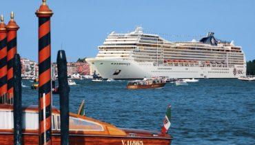 MSC Magnifica en Venecia