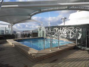 MSC Yacht Club - The One Pool