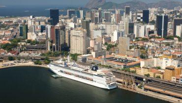 MSC Sinfonia en Rio de Janeiro