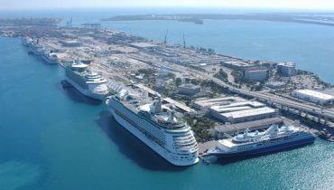 Cruceros - Puerto de Miami