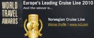 Premio a NCL - World Travel Award