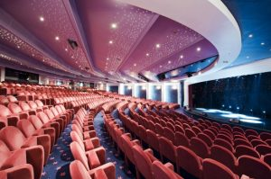 MSC Lirica - Teatro The Broadway
