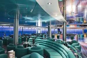 MSC Lirica - The Blue Club Disco