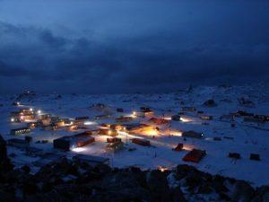 Base Frei - Antártida
