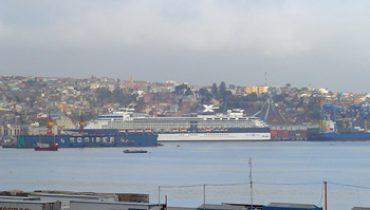 Crucero en Valparaiso - Chile