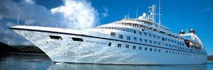 Crucero Seabourn