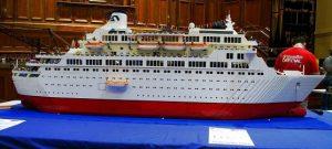 Love Boat en LEGO