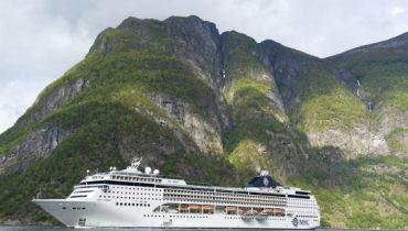 MSC Opera fiordos noruegos