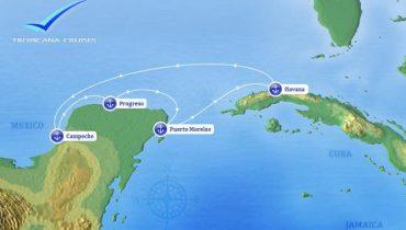 Itinerario crucero Adriana