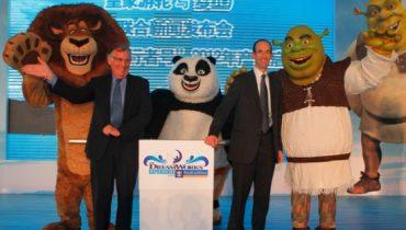 DreamWorks Royal Caribbean