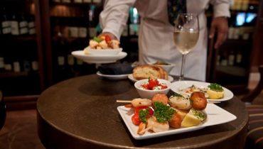 Gastronomia cruceros