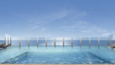 Infinity Pool - MSC Divina