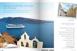 Princess Cruises en Europa 2013