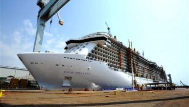 Crucero Royal Princess
