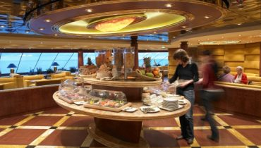 buffet msc cruceros