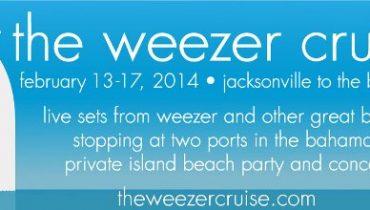 Weezer Cruise 2014