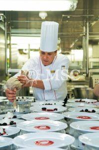 Cocina MSC Cruceros