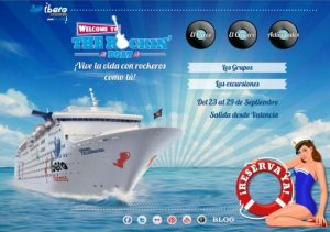 Crucero RockinBoat