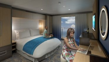 Balcones Virtuales Royal Caribbean