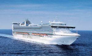 Crucero Golden Princess