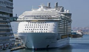 Harmony of the Seas Barcelona